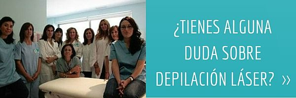 preguntas sobre depilación láser barcelona