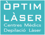 optim laser depilacion laser logo