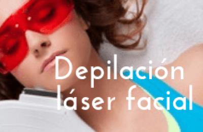 la depilacion laser facial femenina y el hirsutismo se tratan en optim laser