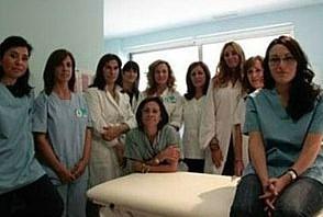 enfermreras optim laser centro medico de depilacion laser alejandrita cerca de barcelona