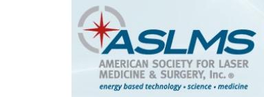 optim laser es miembro de la american society of laser in medecine and surgery